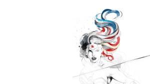 American Wonder Woman