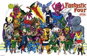 Fantastic Four Montage