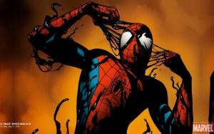 spider-man vs venom goop