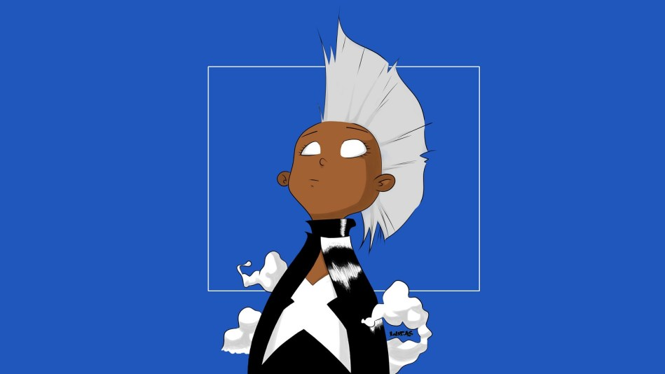 Storm Zoom Comics Daily Comic Book Wallpapers