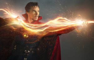 Doctor Strange has strage powers