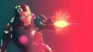 Fractal iron man