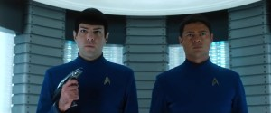 Spock and Bones in turbolift