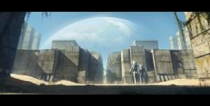 entering the planetary maze