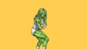 she hulk gimme finger