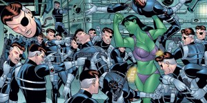 she hulk vs nick fury LMDs