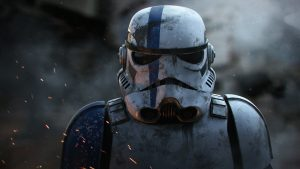 Blue Team Stormtrooper