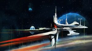 John Berkey Tribute by Dusty Crosley