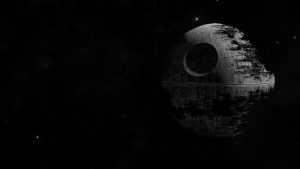 Death Star in Space