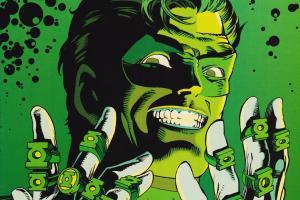 Green Lantern has many rings