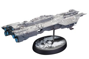 Halo UNSC Spirit of Fire Ship Replica