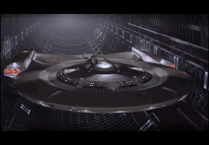 Star Trek Discovery is STILL is space dock