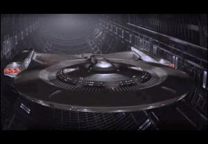Star Trek Discovery is STILL is space dock