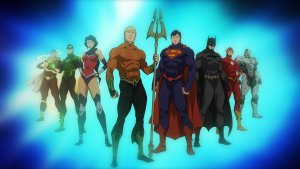 The old New Justice League