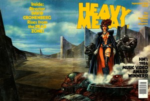 1984 Heavy metal