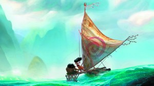ART OF MOANA HC