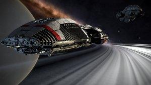 BSG in Space