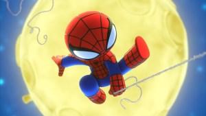 Chibi Spider-man 3