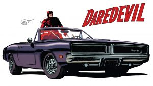 Daredevil will drive