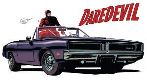 Daredevil will drive