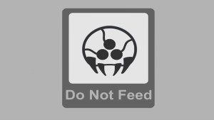 Do not Feet the pinapples