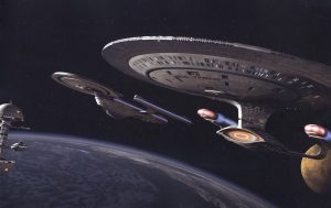 Excelsior and Enterprise