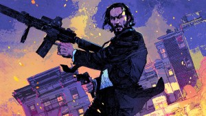 John Wick has a new comic books