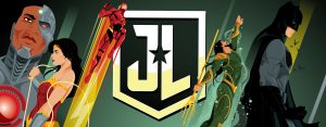 Justice League Live Action actors in Animated Style
