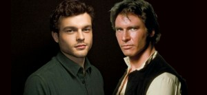 Old and New Han Solo