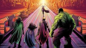 Ragnarok Comic Wallpaper