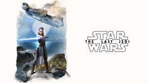 Rey with The Falcon