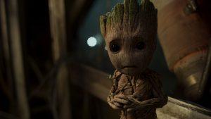 Sad Baby Groot