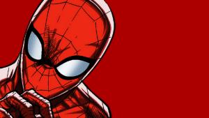 Spider-man Ponders