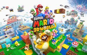 Suepr Mario 3d World