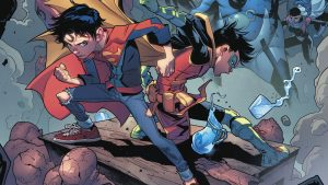 Superboy and Robin 300x169 Superboy and Robin