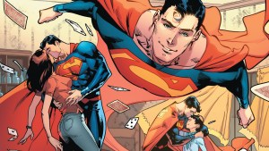Superman is a family man now