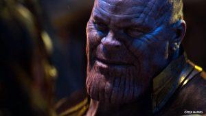 Thanos Grin