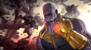 Thanos Screams