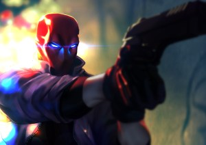 The Awesome Red Hood