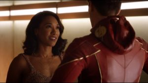 The Flash – Smiles from Candice Patton