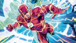 The Flash has an echo