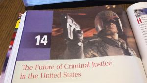 The Future of Criminal Justice In the United States