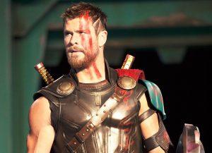 Thor Ragnarok Short Hair