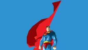 Vectored Superman