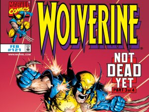 Wolverine – Not Dead Yet