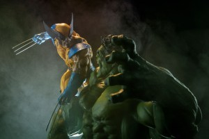 Wolvering vs Hulk