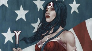 Wonder Woman is hopeful