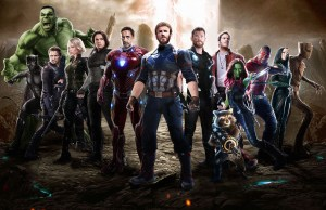 avengers infinity war 2018 movie fan art va