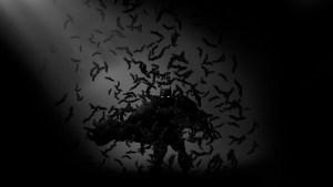 batman and his bat friends