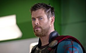 chris hemsworth new look in thor ragnarok sd